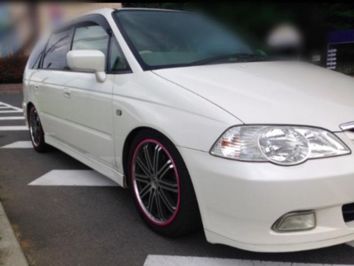 H12(2000年式) ホンダ オデッセイ M