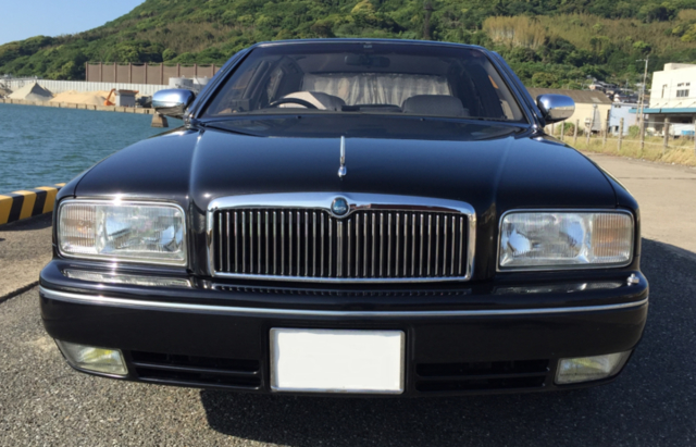H07(1995年式) 日産 プレジデント JS タイプL