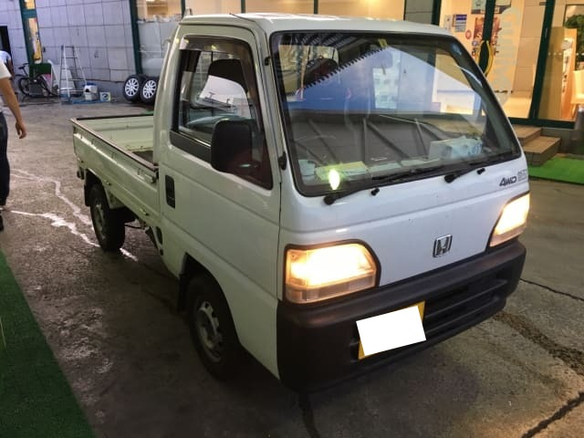 H10(1998年式) ホンダ アクティ トラック