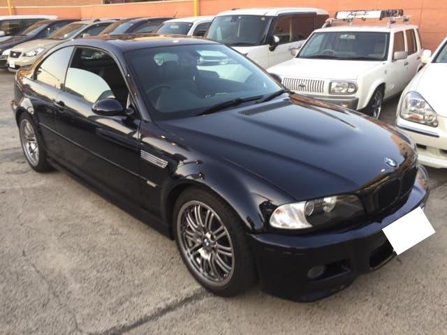 H17(2005年式) BMW BMW M3 SMG Ⅱ