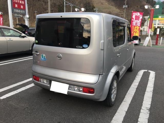 H18(2006年式) 日産 キューブ 14S Vセレクション