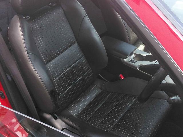 H13(2001年式) 日産 シルビア スペックR Lパッケージ
