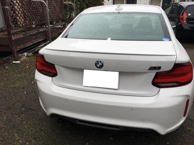R1(2019年式) BMW BMW M2 コンペティション