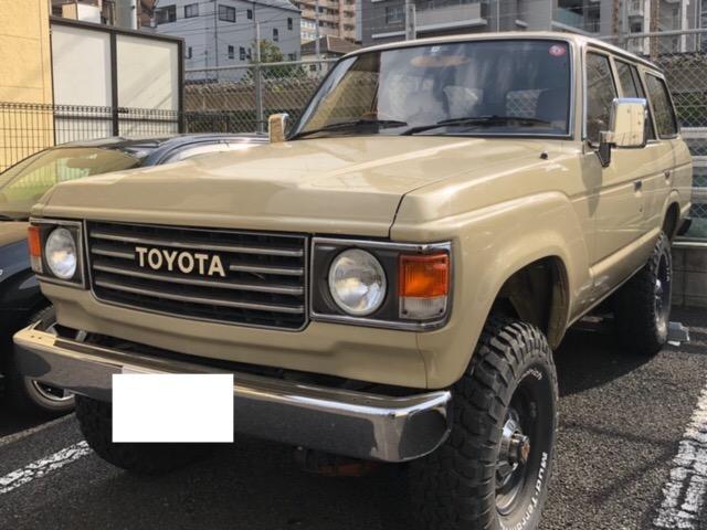 S64(1989年式) トヨタ ランドクルーザー