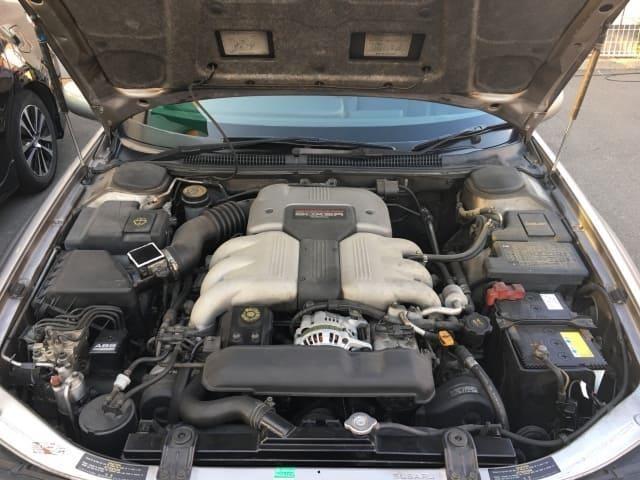 H4(1992年式) スバル アルシオーネ SVX VE
