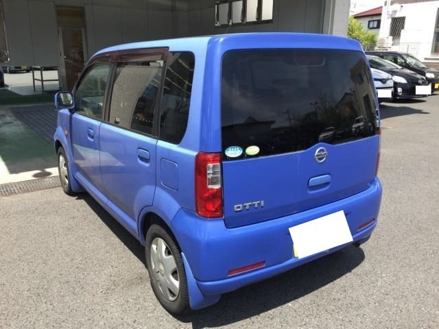 H17(2005年式) 日産 オッティ S