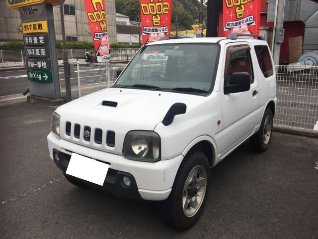 H13(2001年式) スズキ ジムニー XC