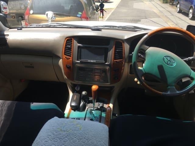 H17(2005年式) トヨタ ランドクルーザー VX-LTD Gセレクション