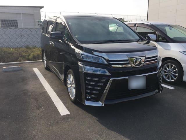 H31(2019年式) トヨタ ヴェルファイア Z