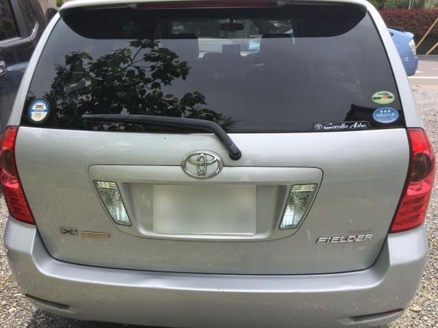 H18(2006年式) トヨタ カローラ フィールダー X HID 40th リミテッド
