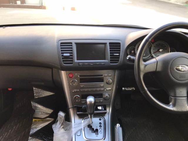 H16(2004年式) スバル レガシィ ツーリングワゴン 2.0i