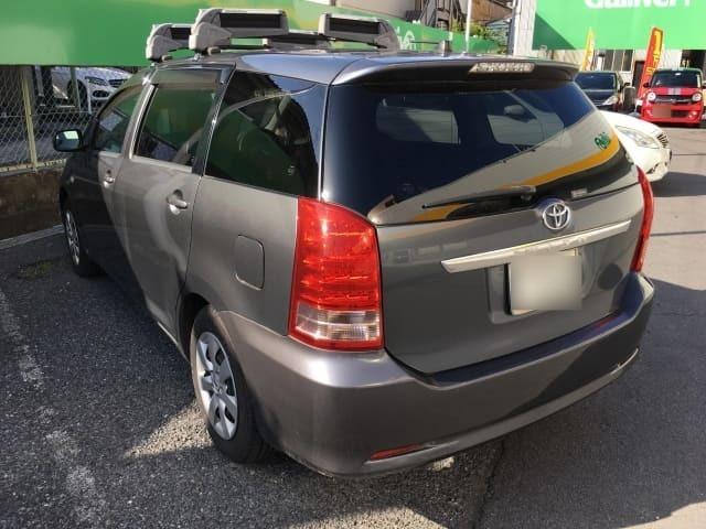 H19(2007年式) トヨタ ウィッシュ X