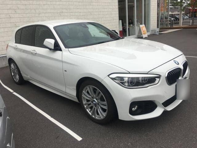 H28(2016年式) BMW BMW 118i Mスポーツパッケージ