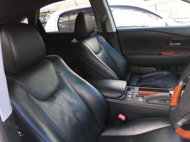 H23(2011年式) レクサス RX 450h バージョンL