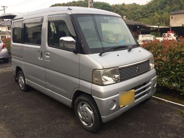 H14(2002年式) 三菱 タウンボックス LX
