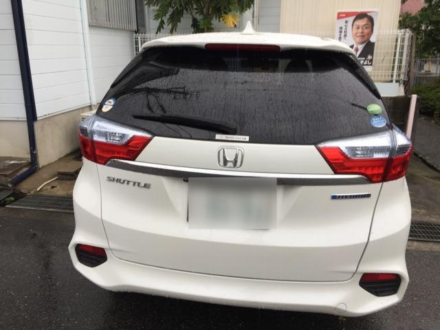 H28(2016年式) ホンダ シャトル ハイブリッド X スタイルエディション