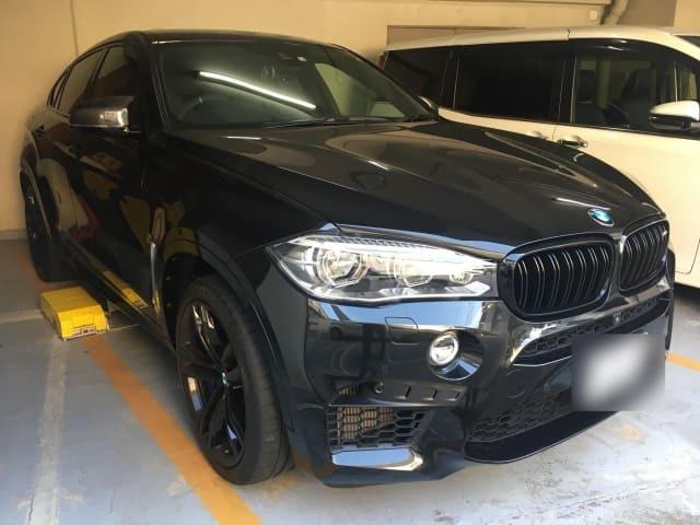 H30(2018年式) BMW BMW X6 M