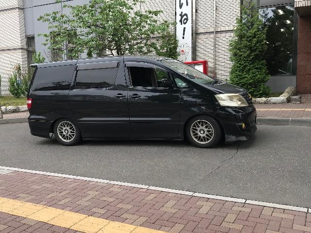 H14(2002年式) トヨタ アルファード G
